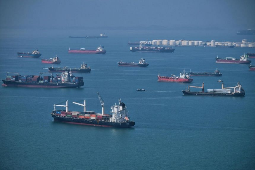 The spike comes amid an overall improvement in Asia waters.