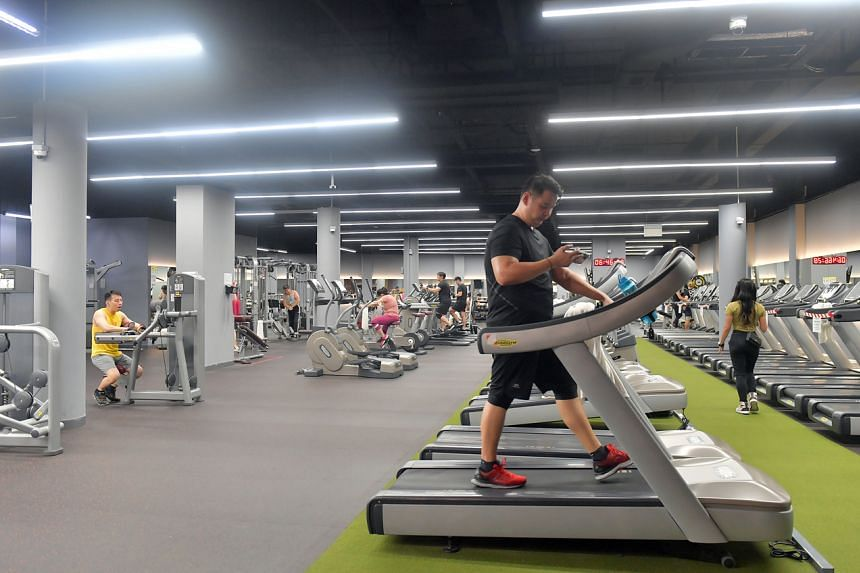 The changes mean that high-intensity, mask-off activities in a gym or fitness studio will once again see group sizes reduced to two in a class of no more than 30.