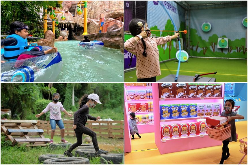 From nature-themed playgrounds to an arcade game, several new family-friendly attractions have opened in recent months.