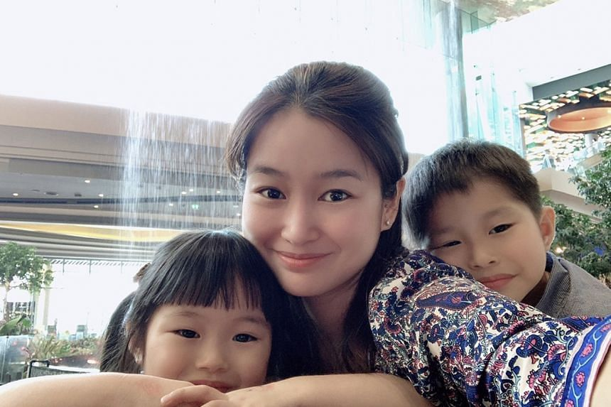Housewife Christine Lee lives in Bangkok with her husband and young children.