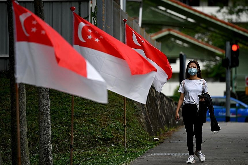 The Citizens' Workgroup for National Symbols found that Singaporeans continue to hold the national flag in high regard and care about its proper display, although they are more open to its use in artwork and commercial products.