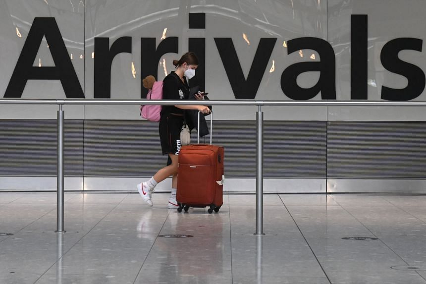 Anyone arriving from France will have to quarantine at home or in other accommodation for five to 10 days.