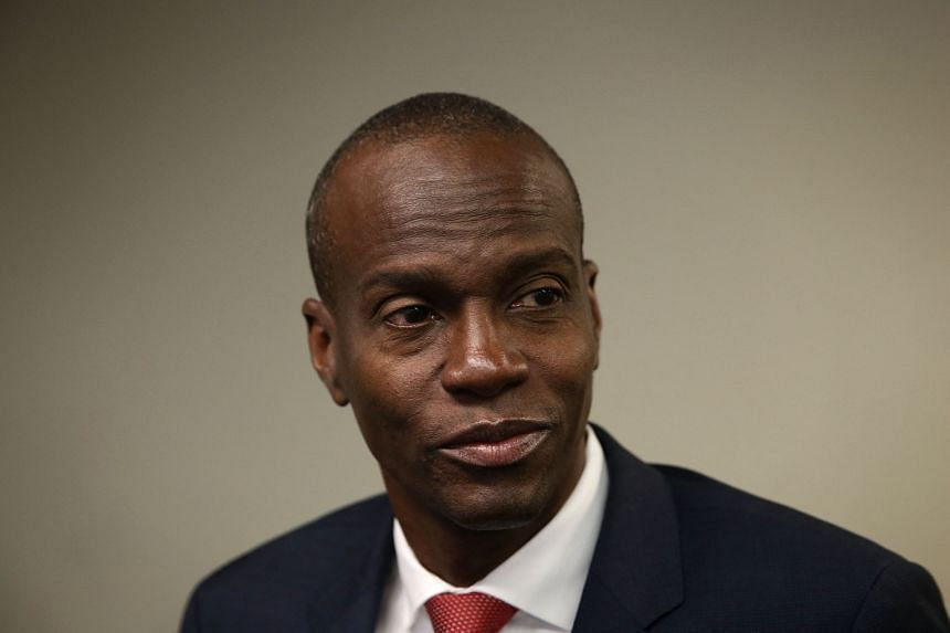 Haitian President Jovenel Moise was shot dead in his private residence in the hills above Port-au-Prince on July 7.