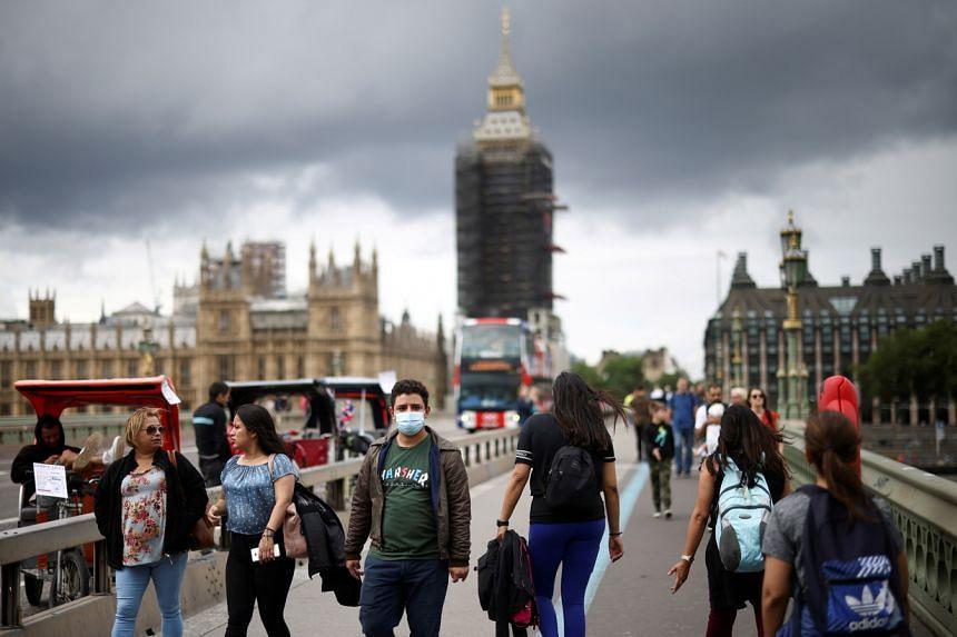 British Prime Minister Boris Johnson says people must learn to live with coronavirus.