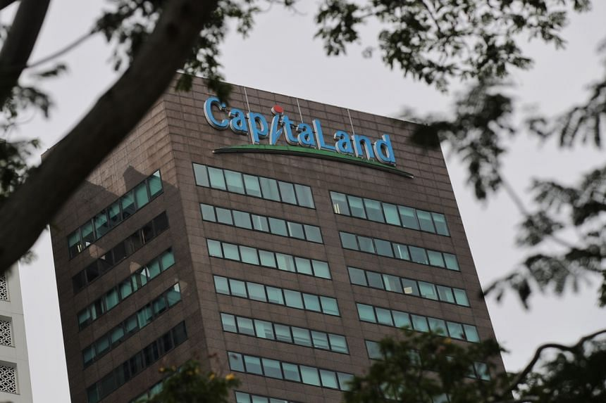 CapitaLand had proposed to split its business into a privately-held real estate development arm.