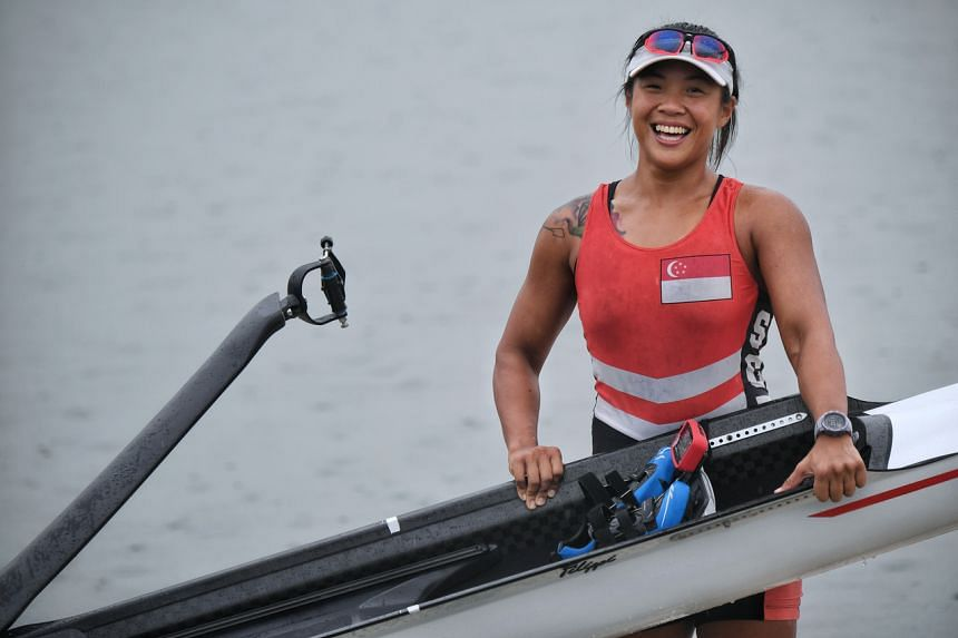 Overcoming hurdles has been a constant theme in Joan Poh's Olympic journey.