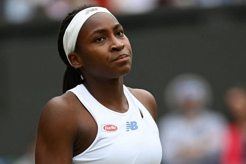 World No. 25 Coco Gauff has tested positive for Covid-19.