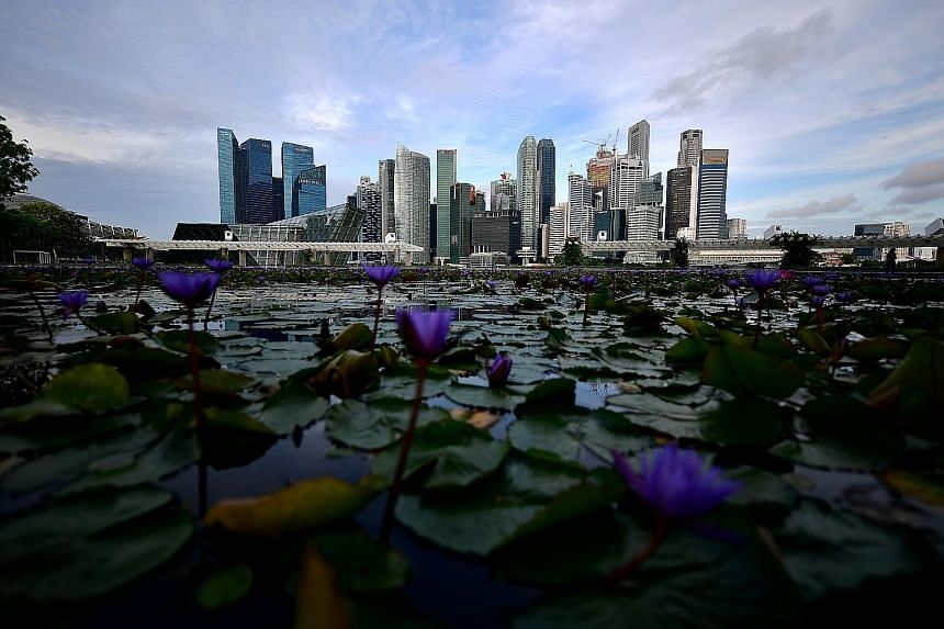 Singapore is in the midst of reviewing its approach to land use and city planning, in response to the pandemic's impact on how people live, work and play.
