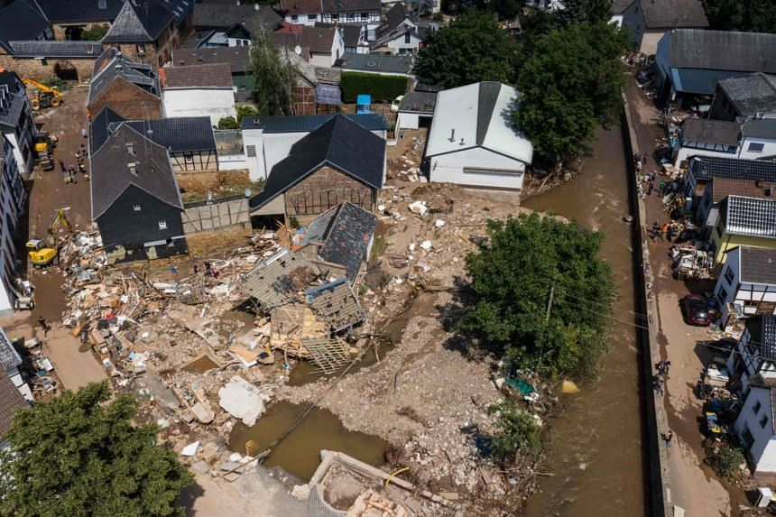 Many residents said they were caught off-guard by rapidly rising waters that destroyed roads, bridges and homes.