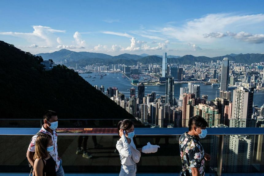 Hong Kong has one of the world's lowest case counts, at 11,958, amid stringent restrictions to keep the virus from spreading.