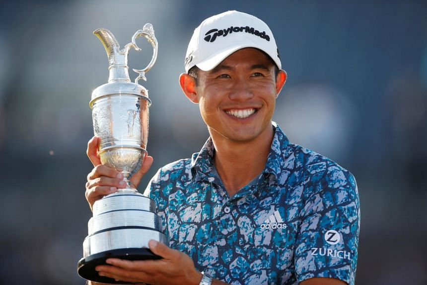 Collin Morikawa again proved that experience was over-rated.