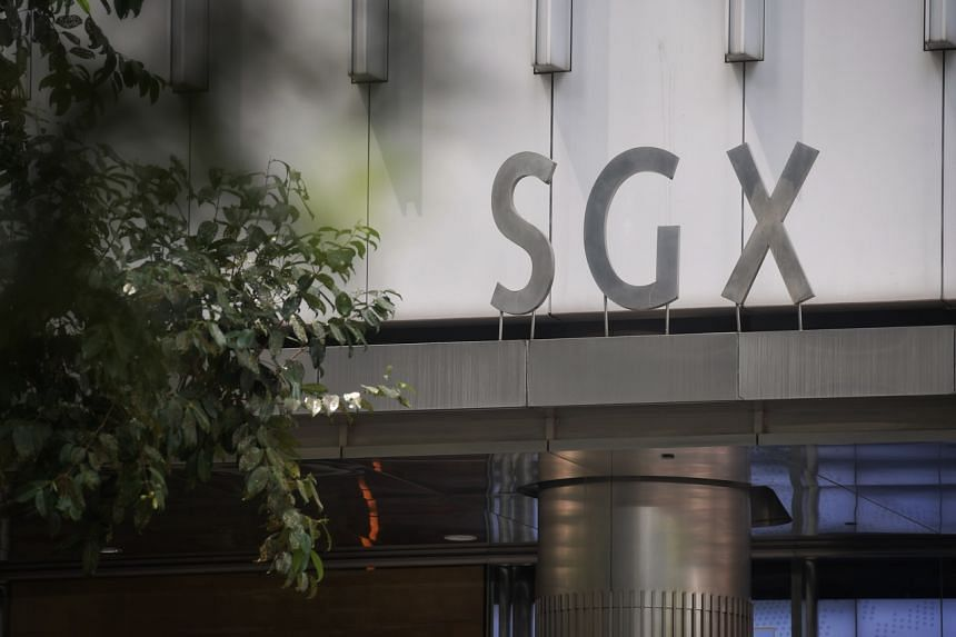 The benchmark Straits Times Index fell 41.10 points, or 1.3 per cent, to end at 3,111.20.
