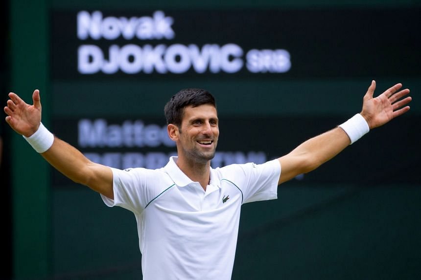 Men's world tennis No. 1 Novak Djokovic considered pulling out of the Olympics due to Covid-19-related restrictions, but headed to Japan for patriotic reasons.