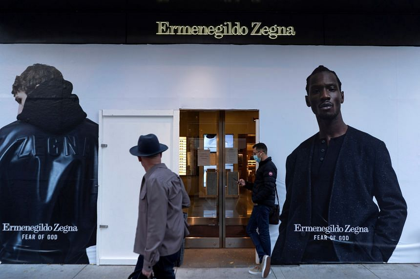 Ermenegildo Zegna announced that it would gain a listing on the New York Stock Exchange.