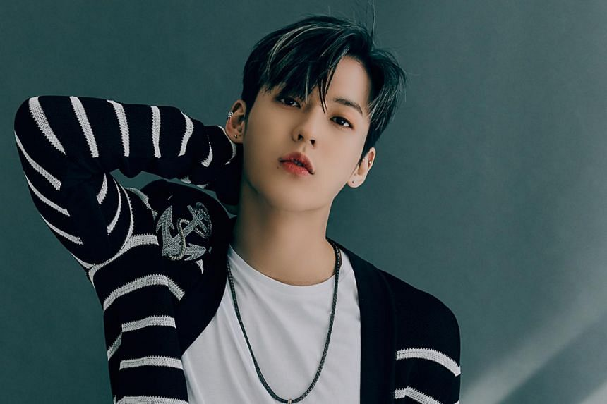 Lee Min-hyuk of K-pop boy band BtoB was confirmed to have contracted Covid-19.