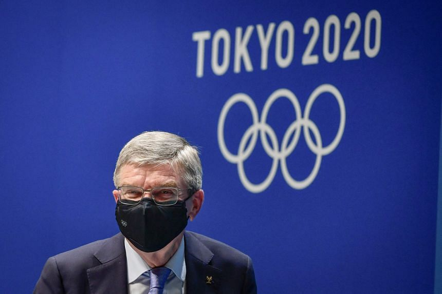 Olympics chief Thomas Bach said the unprecedented step of postponing the Games had proved more complicated than he thought.