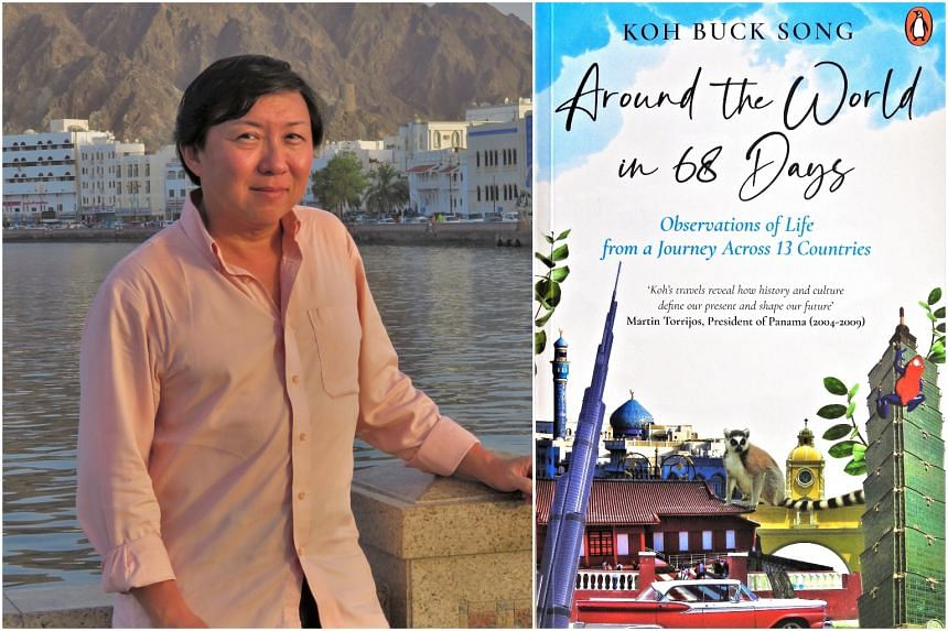 Koh Buck Song's new book hopes to inspire a fresh outlook on life, with a more reflective post-pandemic perspective.