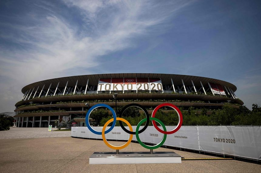 There have been 58 positive cases of Olympics-linked athletes, staff or officials recorded in Japan this month.