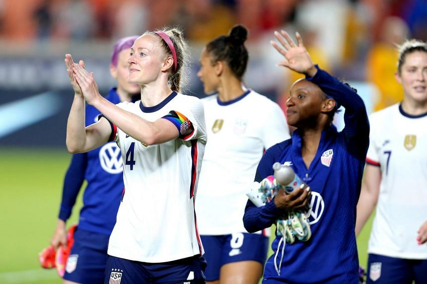 The US have won four of six gold medals since the introduction of women's football to the Olympic programme in 1996.