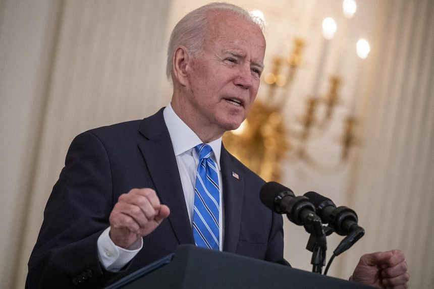 US President Joe Biden stressed that the overall state of the economy is healthy.