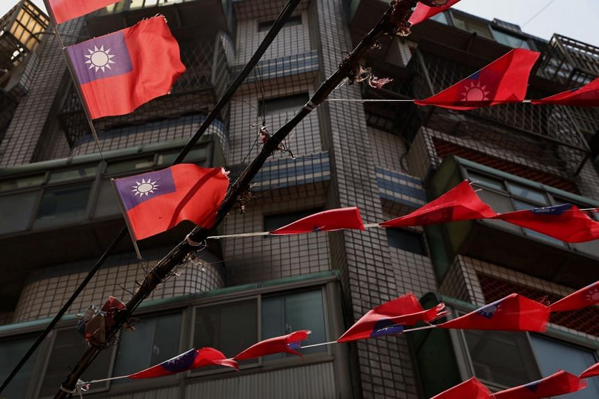 Taiwan is only recognised as a country by 15 other nations.