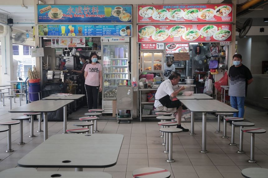 All customers will not be able to dine in at food and beverage establishments under tightened curbs from July 22, 2021.