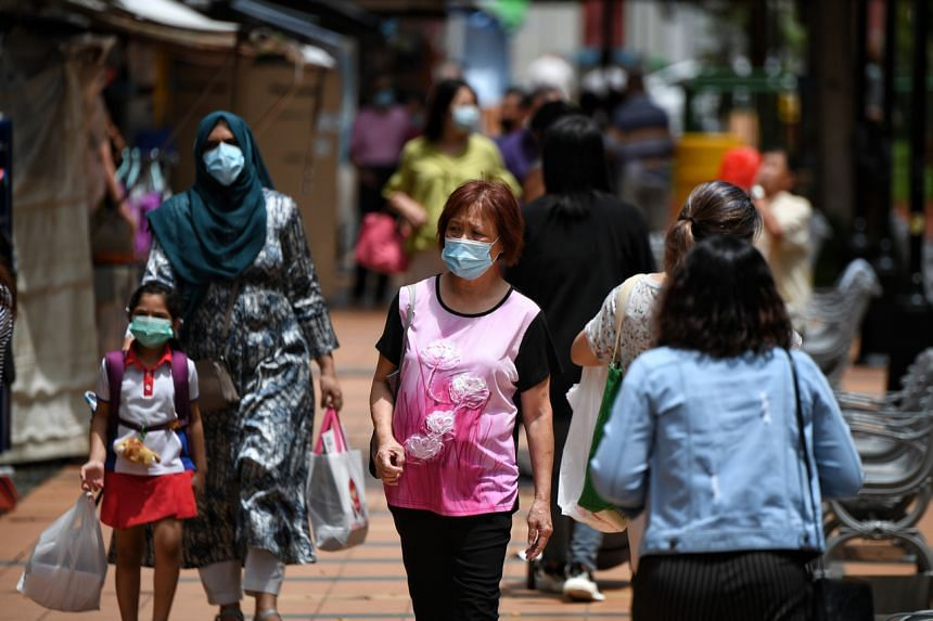 There are around 200,000 people in Singapore aged 60 and above who are yet to be vaccinated.