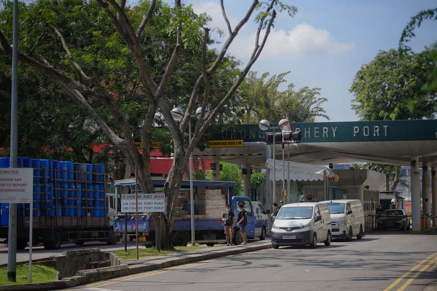 There were 321 cases linked to the Jurong Fishery Port cluster as at Tuesday (July 20) afternoon.