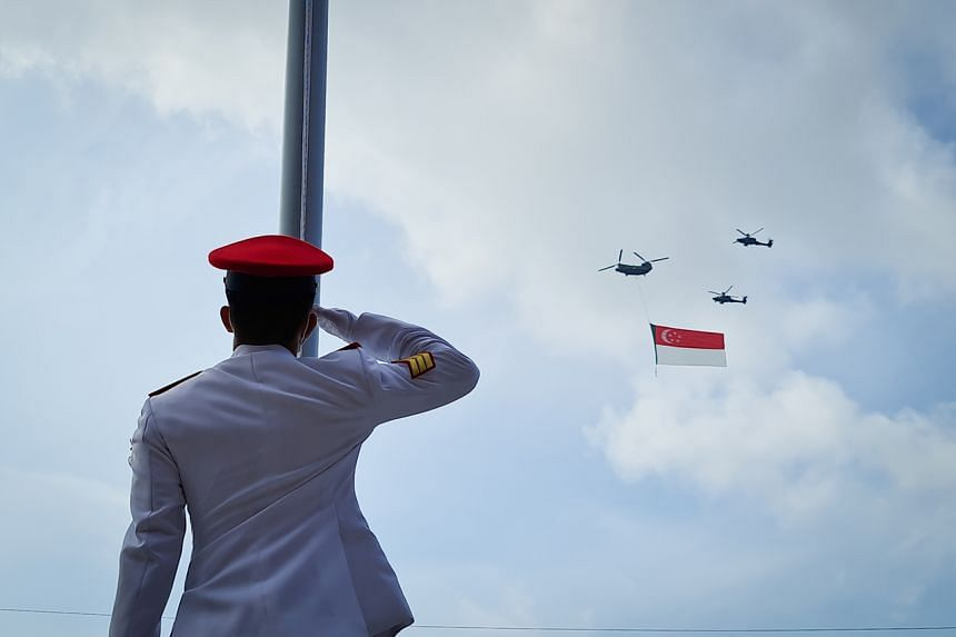 Mindef will review the parade arrangement and other sites where NDP activities are planned.