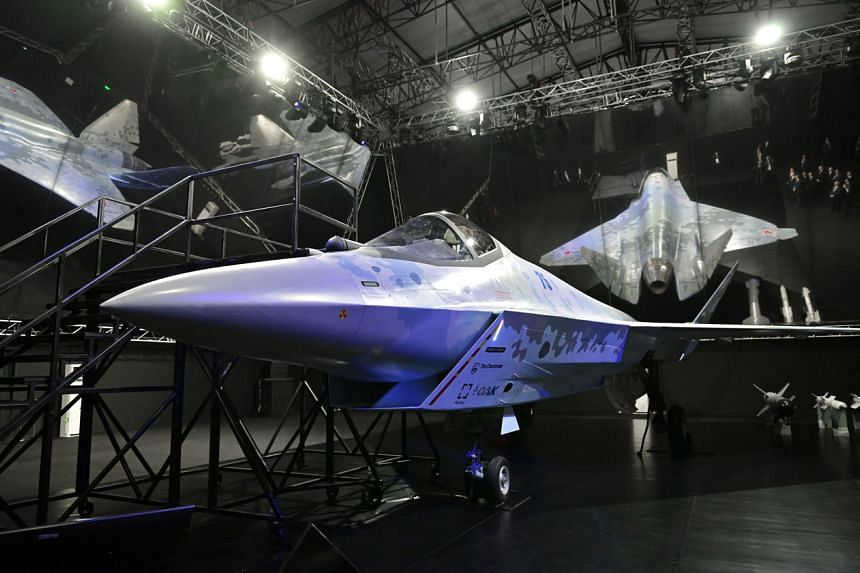 """The aircraft is described as a fifth-generation light single-engine fighter jet that incorporates """"innovative solutions""""."""