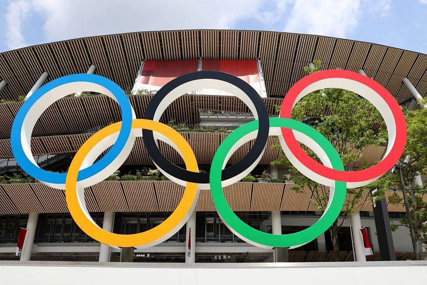Organisers are determined to prevent an outbreak at the Games which open July 23, 2021.