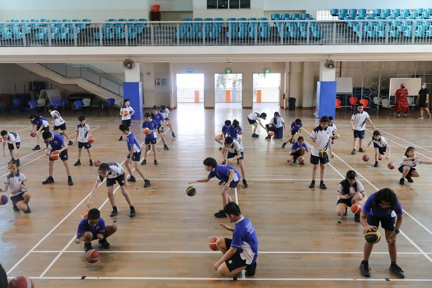 For physical education classes, schools will conduct only individual mask-off activities in outdoor or well-ventilated venues.