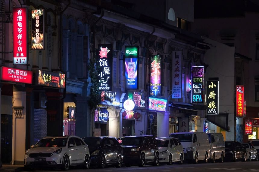 Government agencies had rolled out a streamlined process last year to allow nightlife establishments to switch to the food and beverage sector quickly.