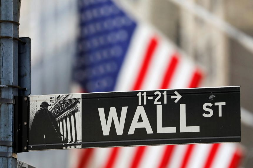 About 20 minutes into trading, the Dow Jones Industrial Average was 1.0 per cent higher at 34,286.10.