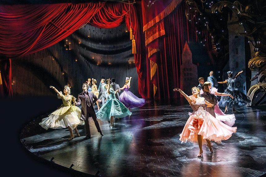 With its story and book by Oscar-winning screenwriter Emerald Fennell, the $11.2 million Cinderella musical (above) had been set to star English actress Carrie Hope Fletcher in the title role.