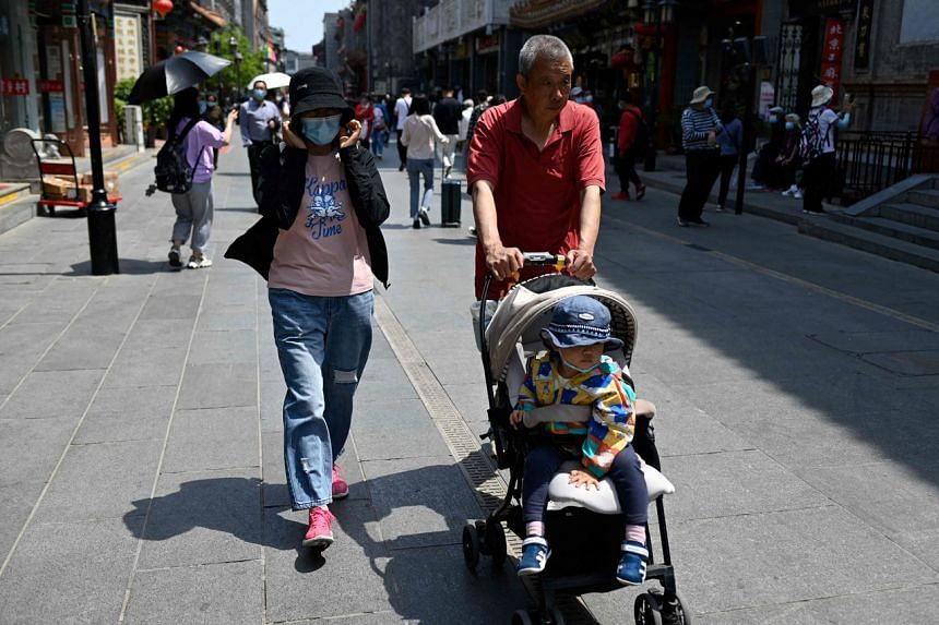 The family planning law will need to be revised for the three-child policy to come into effect, the statement said.