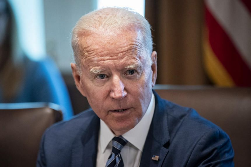 US President Joe Biden will take questions on his economic plans from local residents during the town hall event.