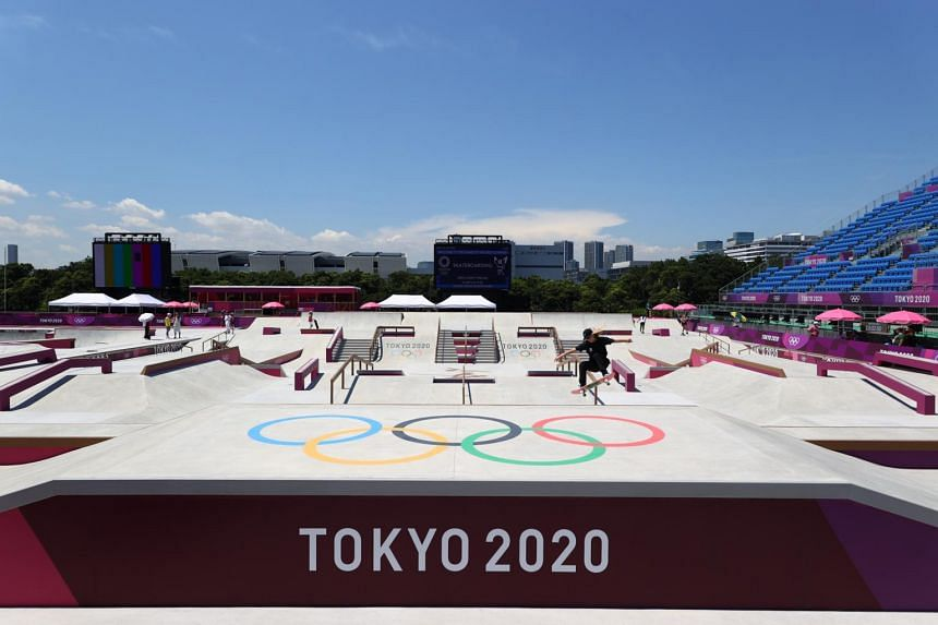 Japan has been concerned the Olympics could become a super-spreader event.
