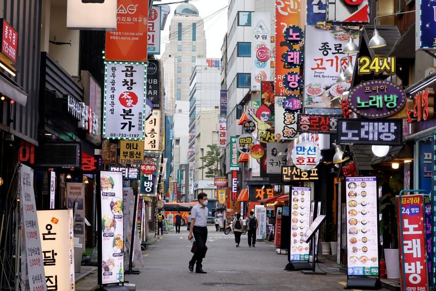 The government last week put the capital Seoul and neighbouring areas under a semi-lockdown.