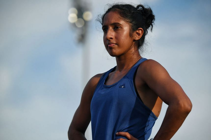 Singapore sprinter Shanti Pereira feels the Olympics will be a good chance for her to break her 200m national record of 23.60 seconds as the level of competition will spur her on.