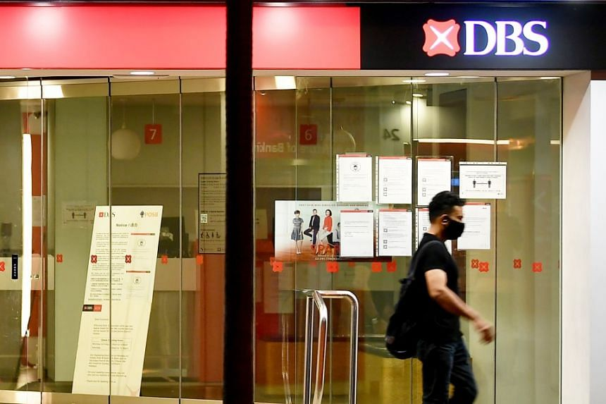 Local lenders DBS Bank, UOB and OCBC Bank averaged a 19 per cent total return during the first half of this year, in line with the median 19.8 per cent return for the 200 largest listed global banks by market value.