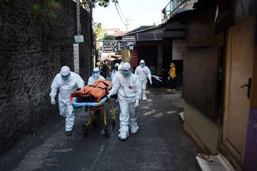 A total of 1,338 Covid-19 patients died in the past 24 hours, bringing total deaths to 74,920 since the pandemic began.