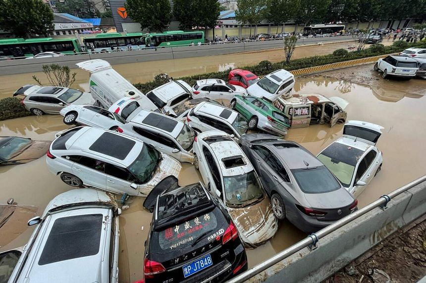 The Meteorological bureaus for Henan and provincial capital city Zhengzhou have raised the emergency response to Level 1.