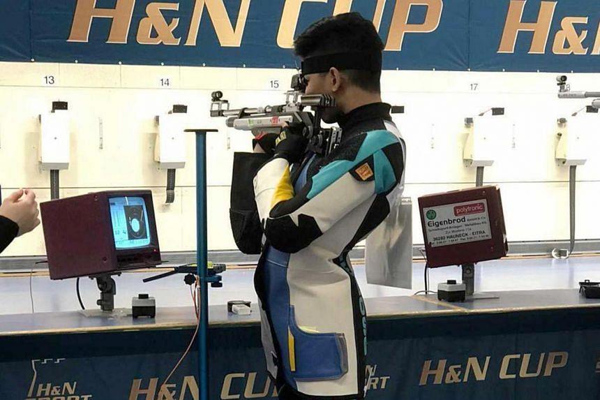 Marat Veloso has qualified for the Vietnam SEA Games.