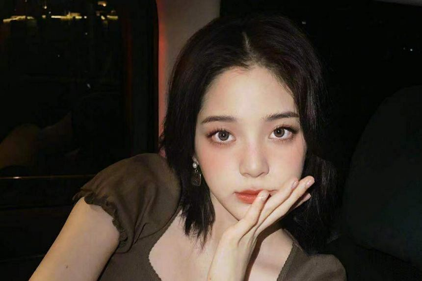 Ouyang Nana said she had been keeping her hair long for many years as that was what her mother wanted.