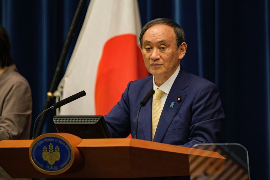 Japan's Prime Minister Yoshihide Suga also insisted the Games could be held safely, saying infections in Tokyo remain comparatively low.