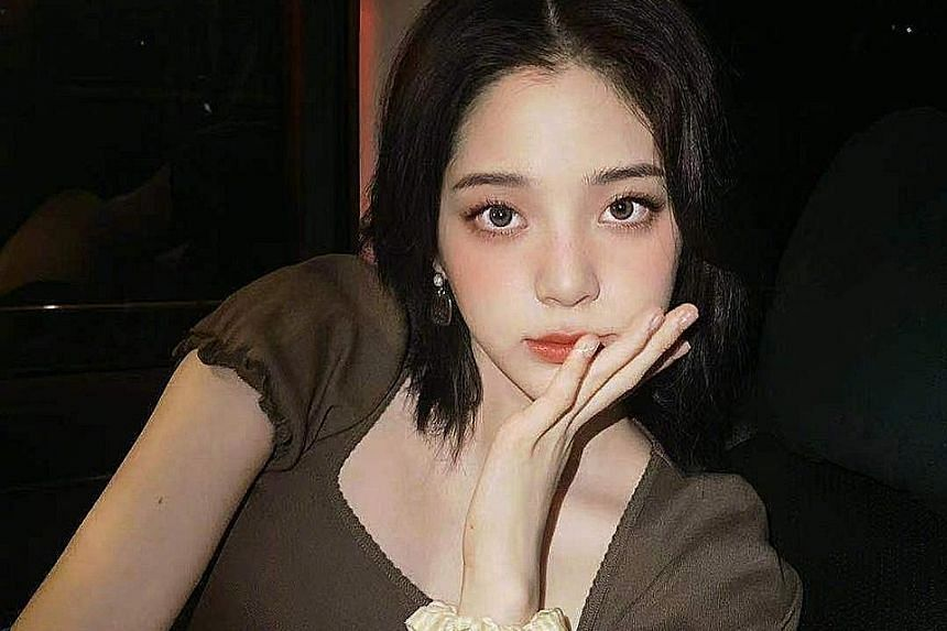 SHORT AND SNAZZY: Taiwanese musician-actress Ouyang Nana (above), who is known for having long hair, marked her 21st birthday with a haircut that trended on Weibo. On Tuesday, the cello prodigy posted a video on the Chinese social media platform of w