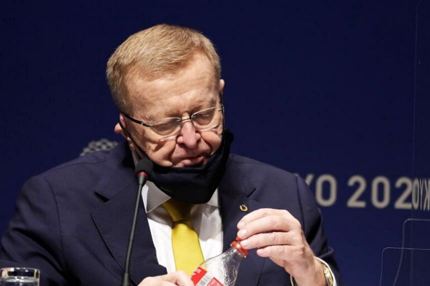 John Coates publicly berated Queensland Premier Annastacia Palaszczuk over her plans not to attend the event.