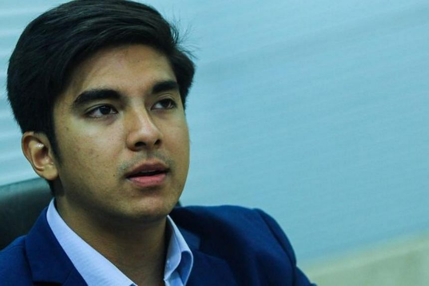 Syed Saddiq, 28, was charged in a court in Kuala Lumpur with two counts of criminal breach of trust.