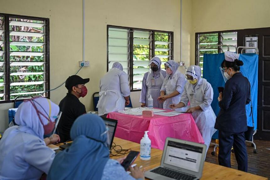 The majority of junior contract doctors in Malaysia are sent to Covid-19 treatment centres and hospitals.